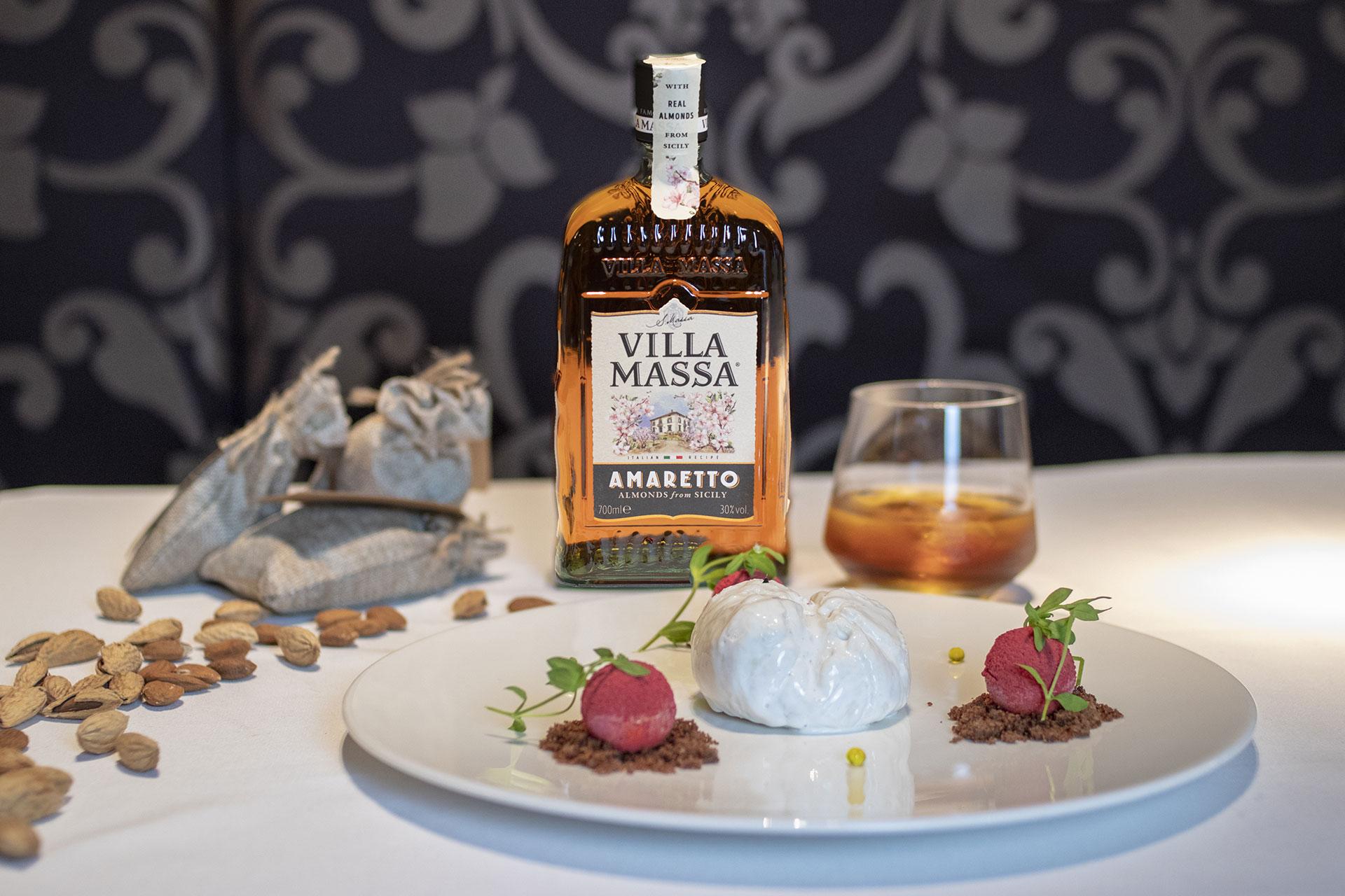 Gioia y Villa Massa se unen para crear una verdadera joya gastronómica